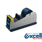 ET227 - 2 x 24mm Metal Multi-roll Desktop Dispenser - EXCELL