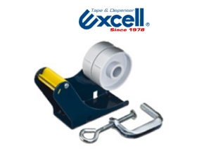 ET228 - 2 x 24mm Multi-roll Dispenser with G Clamp - EXCELL