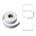 PL2616R - 26mm x 16mm White label 1000pcs Rectangle