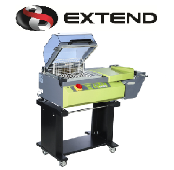EKH238 - Combination Shrink Wrap Machine - 240V