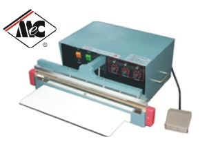 ME605AI – 600mm Semi Automatic Impulse Sealer – MEC