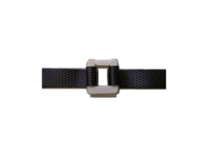 PB12 - 12mm Poly Buckles for 12mm PP plastic strapping