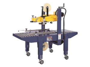 EXC103TB SEMI AUTO TAPING MACHINE TOP/BOTTOM BELTS