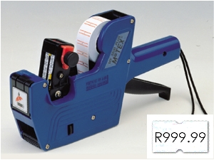 MX5500 - Single Line Price Labeller