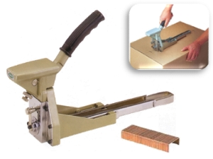 CI60 – Top Box Carton Stapler for A58 (16mm) Copper Staples