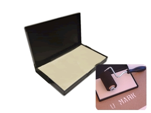 RE50 - INK PAD for Stenciling Equipment