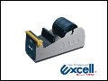 ET337 – 3 x 24mm Metal Desktop Multi-Roll Cellotape Dispenser – EXCELL