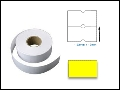 PL2212RY – 22mm x 12mm Yellow Label 1000pcs