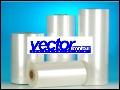 VECTOR SHRINK FILM – 19micron Polyolefin (POF) Centerfold x 1067m
