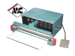 ME605AI - 600mm Semi automatic heat sealer - MEC