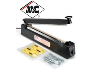 ME400HI - 400mm Hand Operated Impulse Sealer - MEC