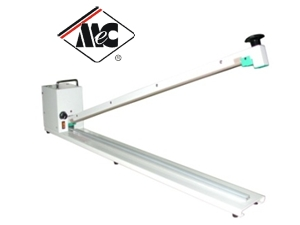 ME800HI - 800mm Heavy Duty hand operated Impulse Heat Sealer - MEC