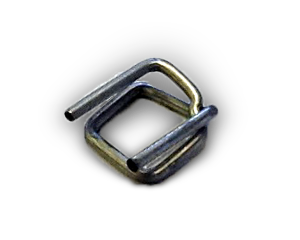 KB13 - 13mm Knurled Wire Buckle