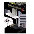 ME455FI foot operated heat sealer
