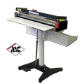 ME605FC - 600mm foot operated impulse sealer with trimmer - MEC