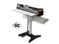 ME605FC – 600mm foot operated impulse sealer with Trimmer – MEC