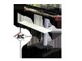 ME805FI – 800mm foot operated impulse sealer – MEC
