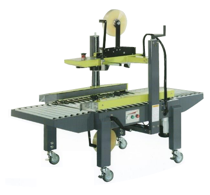 EXC103SD - Uniform Carton Taping Machine - Side Drive EXTEND Model