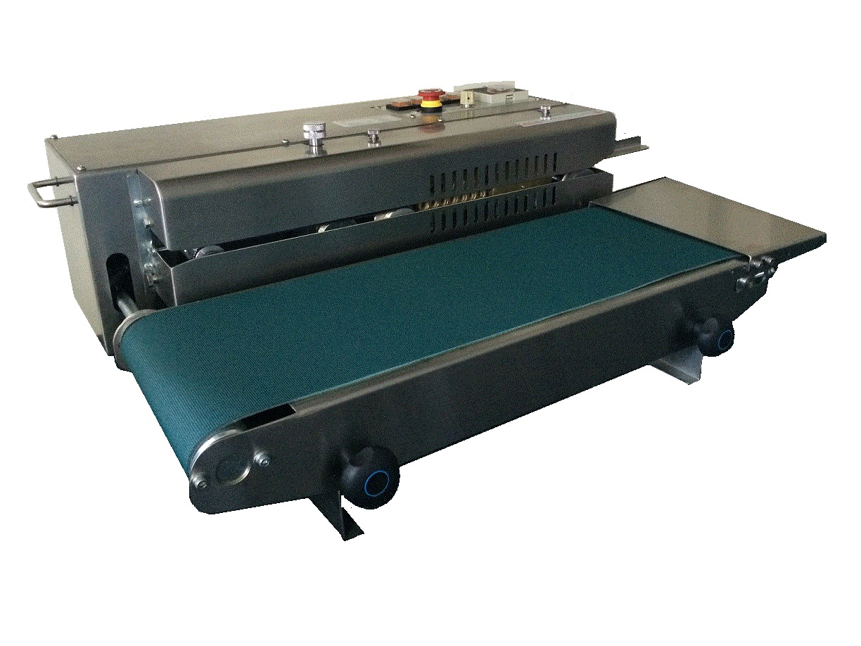 ME871BS-25RL - Stainless Steel Continuous Band Sealer -MEC