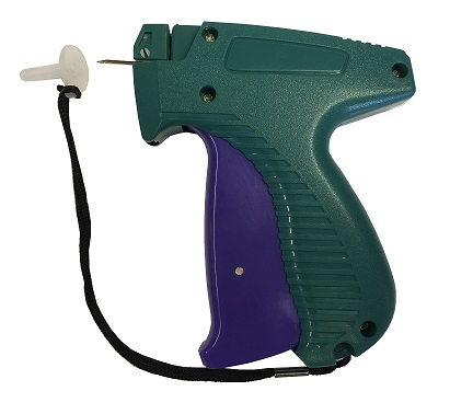 CY605F – American Type Tag Gun for Fine Fabric Tag Pins