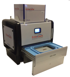 ENTERPACK TRAY SEALING MACHINE