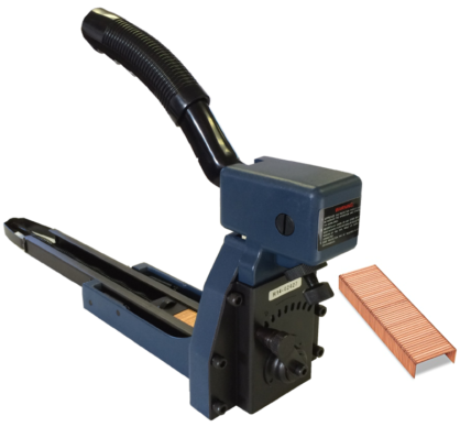 ST103 - Top Box Carton Stapler for A58 (16mm) Copper Staples